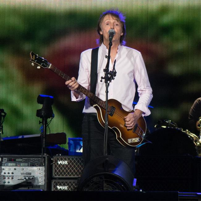 Paul McCartney's biggest fear