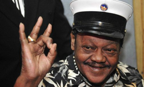 The thrill of Fats Domino   Local News   mcalesternews.com