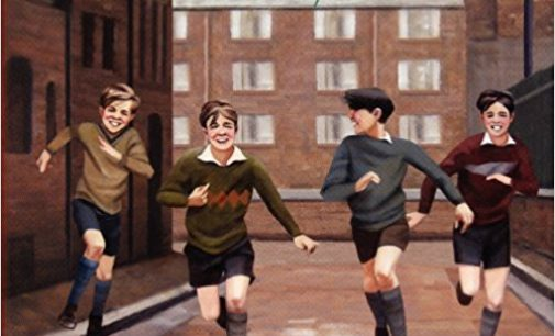 """Book Review: """"Once Upon A Time In Liverpool"""" by Judith Kristen and illustrated by Eric Cash   Beatles-Freak's Reviews"""