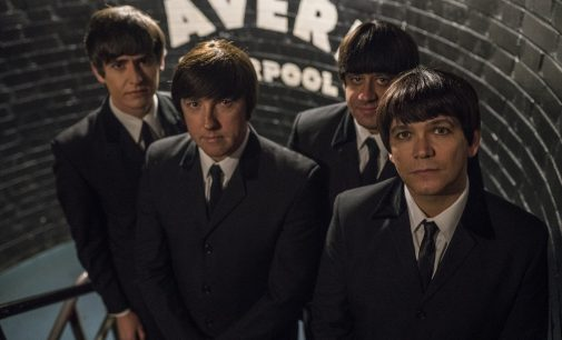 Mersey Beatles celebrate day Fab Four came to Blackburn with show at King George's Hall   Lancashire Telegraph