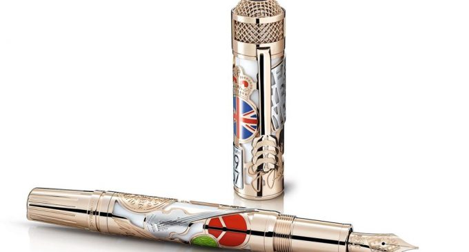 Montblanc honours The Beatles – The National