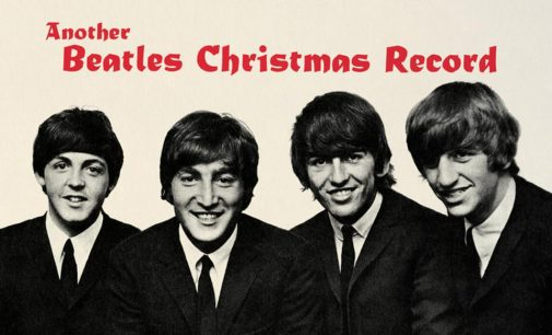 The Official Beatles Fan Club: The Christmas Records – A Perfect Retro Gift For Santa and Mrs. Claus