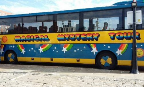 Fifty years on the Beatles' Magical Mystery Tour celebrated – Xinhua   English.news.cn