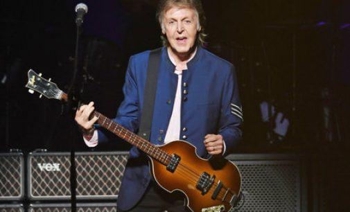 Sir Paul McCartney talks to Mike Hosking about hongi and Kiwi crowds – NZ Herald