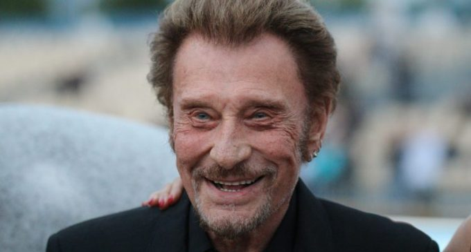 Johnny Hallyday dies: French singing legend succumbs to lung cancer aged 74   Metro News