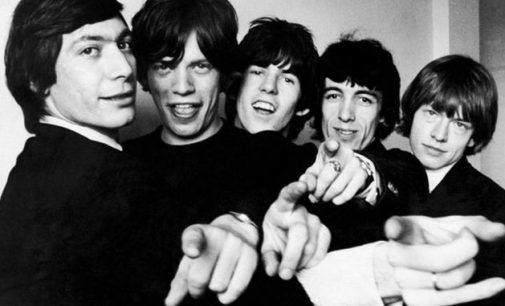 The Rolling Stones Dust Off Radio Show Records in 'On Air'- The Heights
