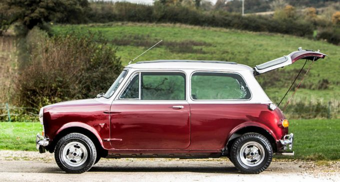 Two ex-Beatles cars offered in Bonhams auction   Classic and Performance Car