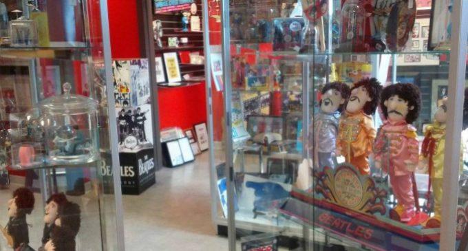 Penny Lane: Rare Beatles memorabilia housed in Dunedin