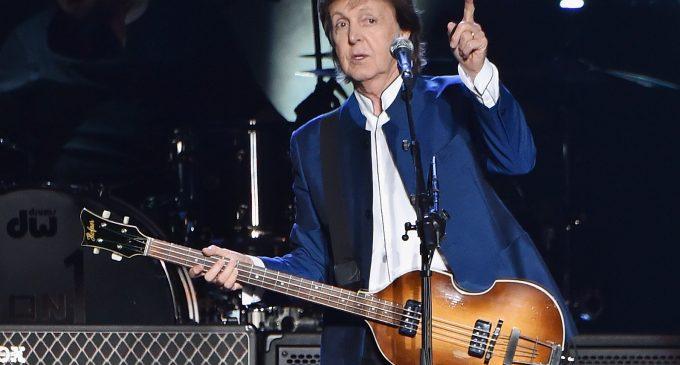 Paul McCartney Has Big Plans For 2018
