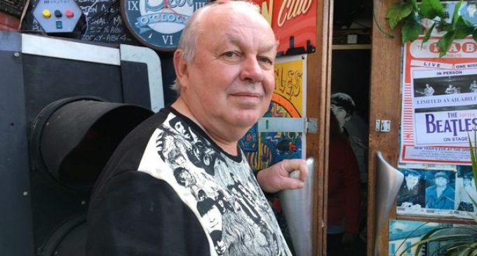 Meet the Derby man who has his very own Beatles bar – Derby Telegraph