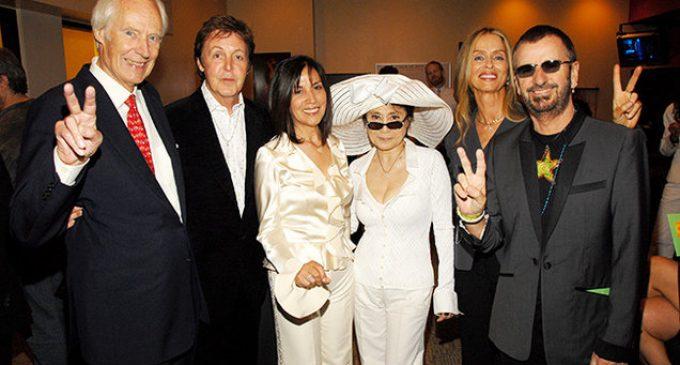 Yoko Ono Congratulates Ringo Starr on Knightood: 'It's About Time!'   Billboard