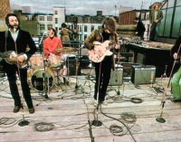 The Beatles' Final Gig: Up on the Roof