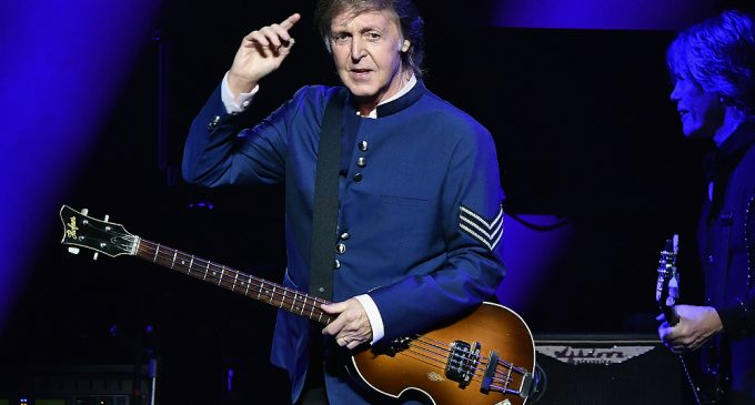 """Sir Paul McCartney warns that the """"future of music is in danger"""" – NME"""