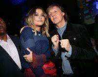Paris Jackson Meets Her Hero: Paul McCartney | PEOPLE.com
