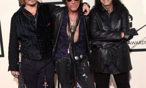 The Hollywood Vampires are coming to tear up the UK | Entertainment | willistonherald.com