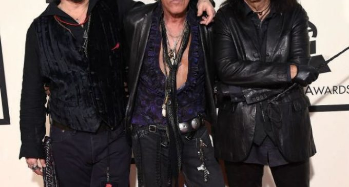 The Hollywood Vampires are coming to tear up the UK   Entertainment   willistonherald.com