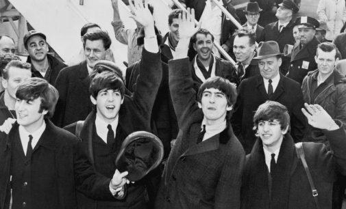 "The ""karmic connection"" between The Beatles' George Harrison and Ravi Shankar — Quartz"