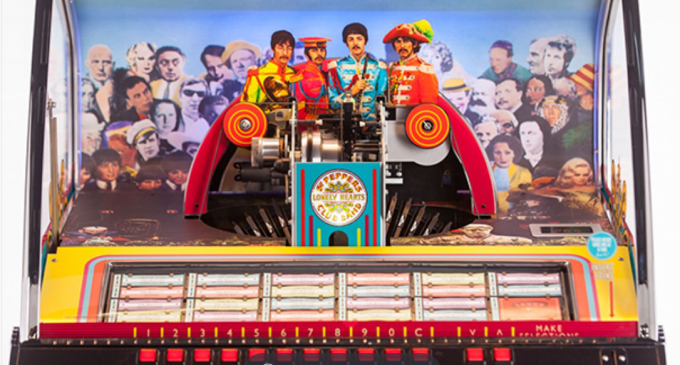 Sgt. Pepper Jukebox – The Beatles
