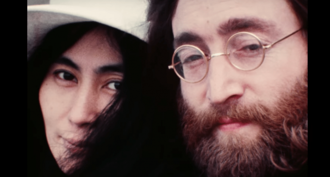 "John Lennon & Yoko Ono ""Get Married In Gibraltar Near Spain,"" On This Day In 1969 [Video]"