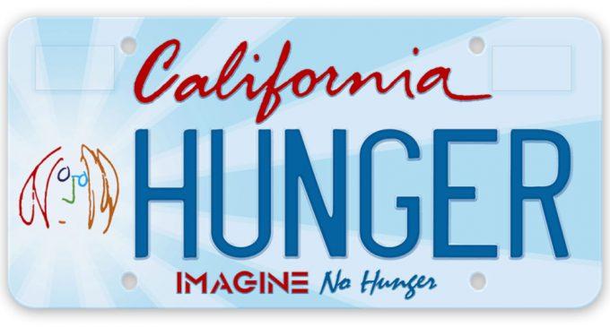 New John Lennon 'Imagine No Hunger' license plates will support California food banks – Orange County Register