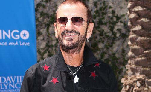Ringo Starr inks music publishing deal with Bertelsmann