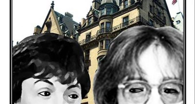 """An Interview With Stephen Larsen About """"My Old Friend"""" – The Final Meeting of John Lennon and Paul McCartney –> New Jersey Stage"""