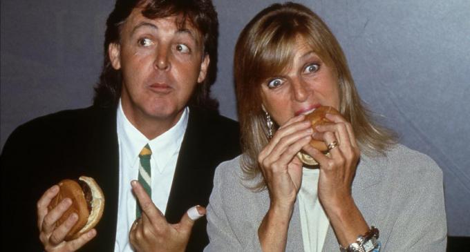 Vegan Musician Sir Paul McCartney Reflects on Linda McCartney's Vegetarian Legacy