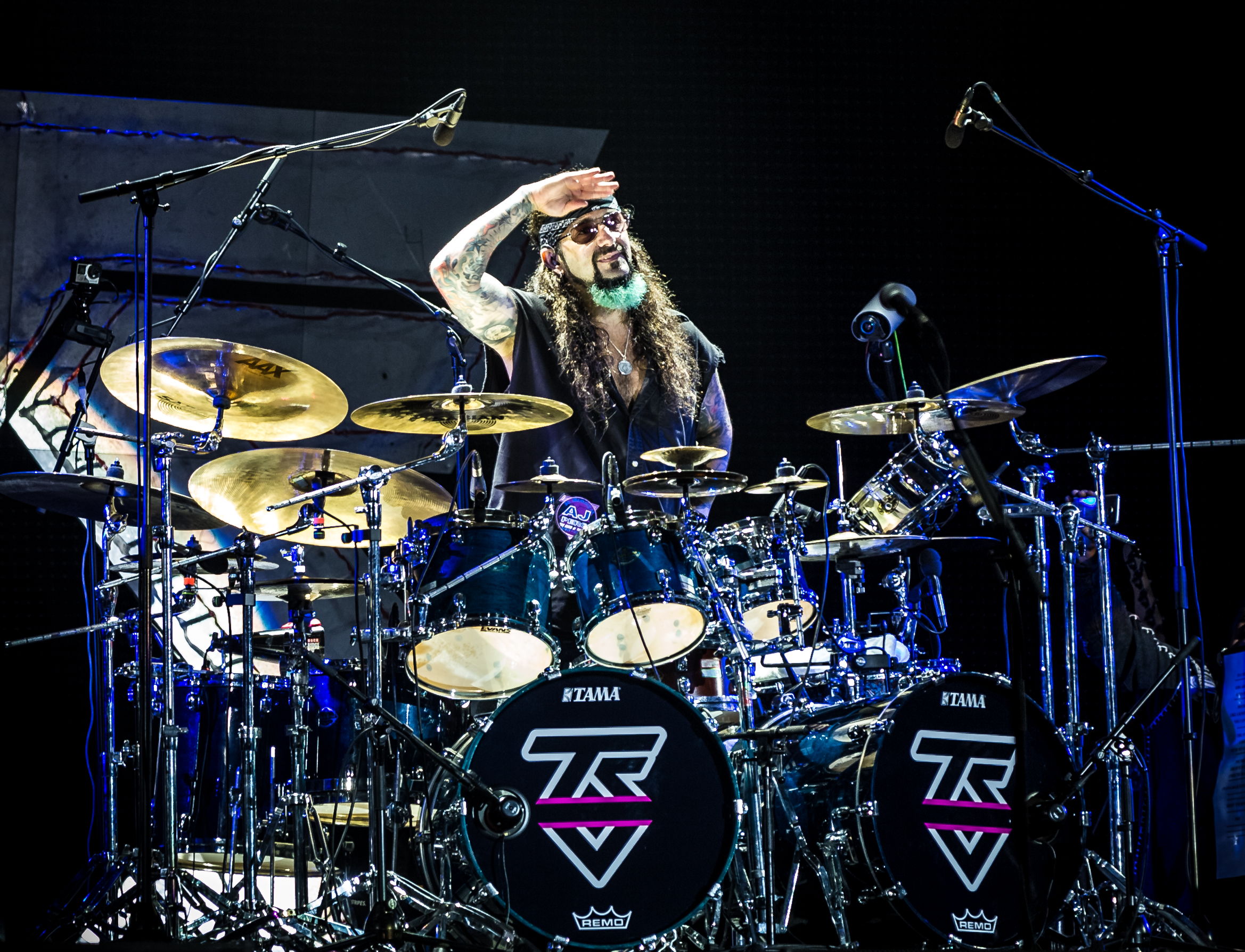 Mike Portnoy on TEAFLIX Tuesday with Dr. Angie McCartney