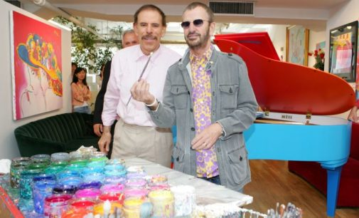 Pop art icon Peter Max will pop up in Northport