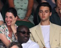 Mary McCartney's son is the spitting image of a young Paul McCartney   Daily Mail Online