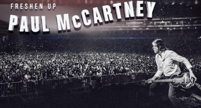 "Paul McCartney ""The Freshen Up Tour 2018"""