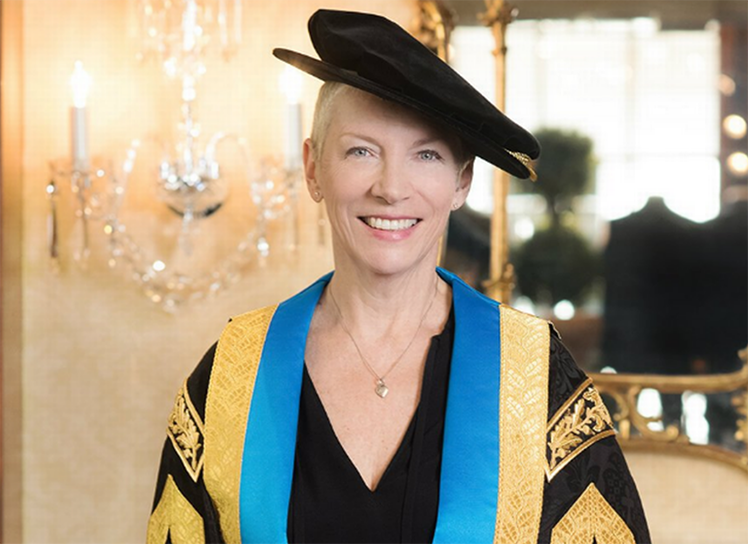 Annie Lennox given red carpet treatment as star becomes Glasgow Caledonian University Chancellor – Glasgow Live