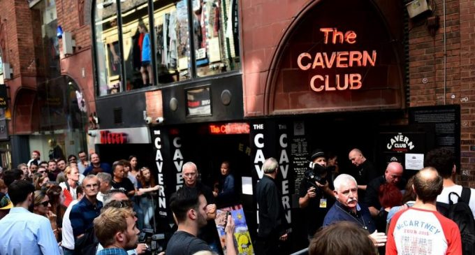 'It felt like we'd got the golden ticket': Paul McCartney plays Cavern club | Music | The Guardian
