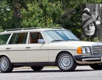 John Lennon's last car was a Mercedes-Benz 300 TD Wagon, and you can buy it   Fox News