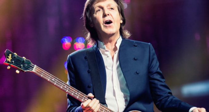Paul McCartney Scores First Adult Alternative Songs Top 10 in Two Decades | Billboard
