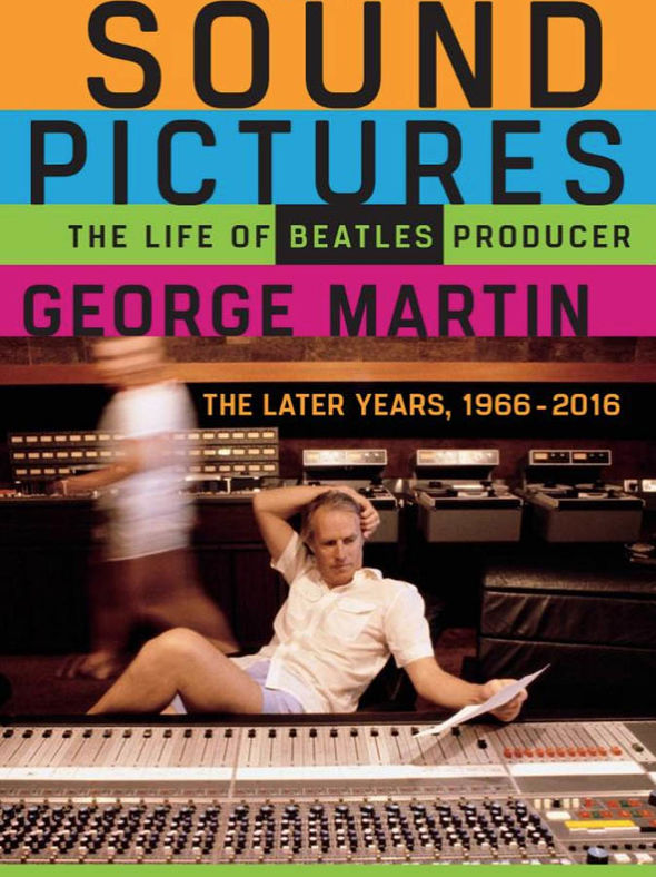 sound pictures book cover