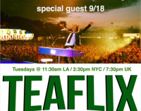 TEAFLIX Tuesdays with Lawrence Gowan (Styx)