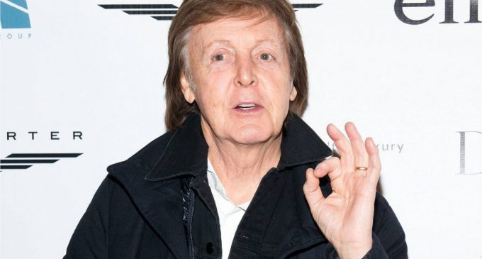 Paul McCartney Reveals He 'Saw God' on a Drug Trip | PEOPLE.com