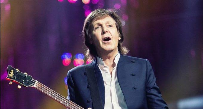 Paul McCartney's 'Egypt Station' Delights – The Atlantic