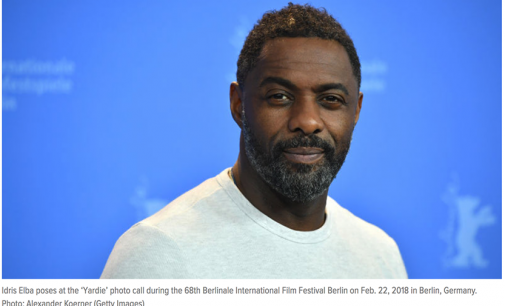 'All Is Love': Idris Elba Fronts New Breast Cancer Awareness Campaign for Designer Stella McCartney