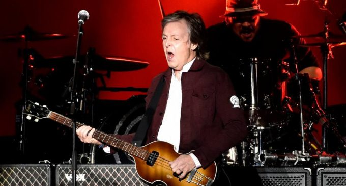 Exclusive First Look: iHeart Podcast Goes 'Inside The Studio' With Paul McCartney