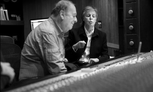 Paul McCartney Remembers Longtime Beatles Engineer Geoff Emerick – Variety