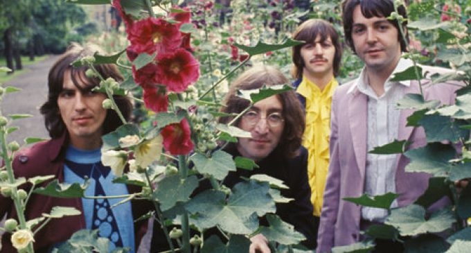 The Beatles' 'Glass Onion' Gets a Montage Music Video Via Apple Music   Billboard
