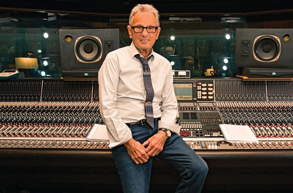 Engineer Al Schmitt Interview: Winning 23 Grammys and Working With Frank Sinatra, Paul McCartney & Steely Dan | Billboard