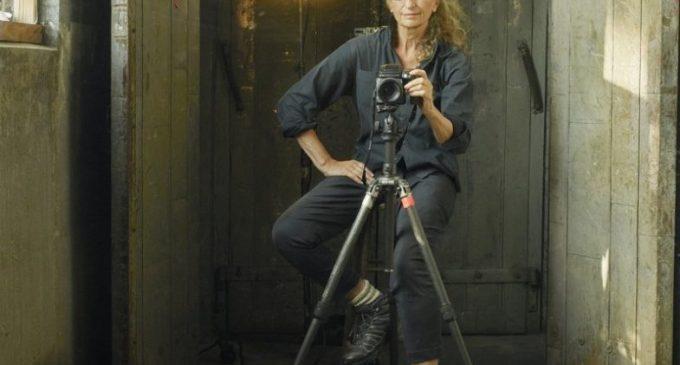 Photographer Annie Leibovitz at Cobb Energy Centre Nov. 29
