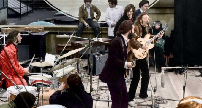 The Beatles' Rooftop Concert Detailed in New Book | Den of Geek