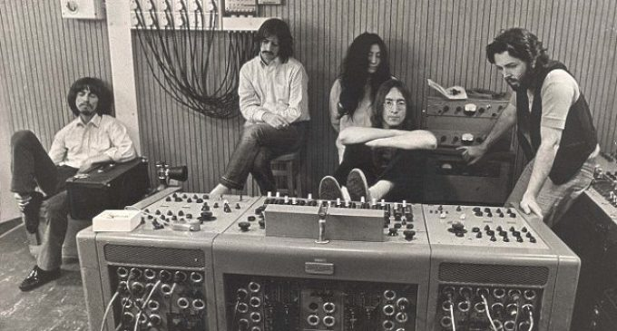 Audio of Yoko Ono's 1968 'secret diary' emerges in dubbing over The Beatles 'White Album'
