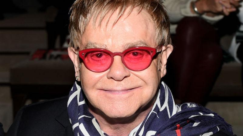 Richest Rockstars - Elton John