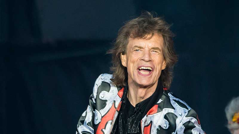 Richest Rockstars - Mick Jagger