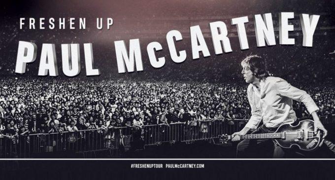 Paul McCartney Confirms South American 2019 Tour